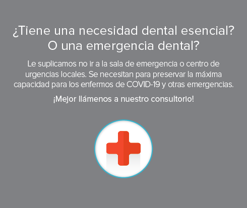 ¿Necesidad dental esencial? ¿Emergencia dental? - Oxnard Smiles  Dentistry